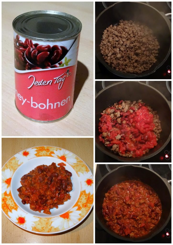 knorr fix chili con carne unser bestes warentests praxisnah. Black Bedroom Furniture Sets. Home Design Ideas